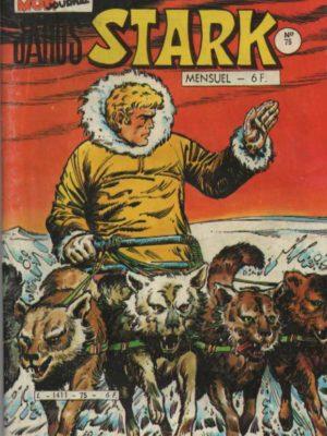 JANUS STARK N°75 Le parchemin du destin – Mon Journal 1985