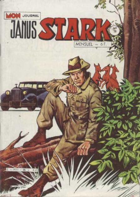 JANUS STARK 76 BD Mon Journal