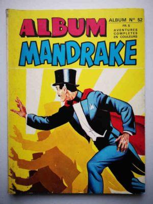 MANDRAKE ALBUM 52 (N°421-422) REMPARTS 1974