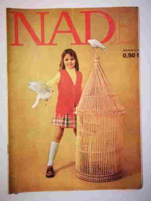 NADE N°10(1969) Les jumelles et le petit Navire (Janine Lay)
