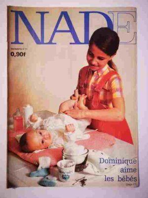 NADE N°11(1969) Les jumelles et le petit Navire (Janine Lay)