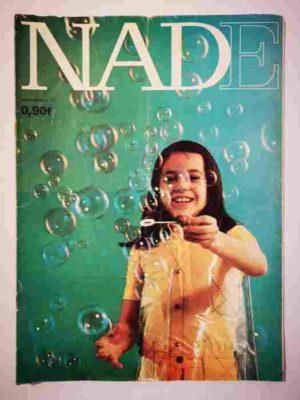 NADE N°13(1969) Les jumelles et le petit Navire (Janine Lay) Julio Ribera