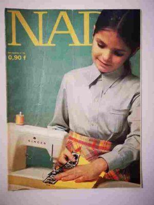 NADE N°16(1969) Les jumelles et le petit Navire (Janine Lay)