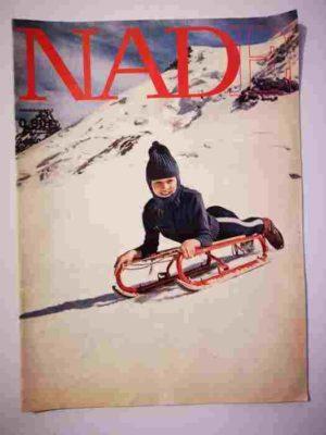NADE N°2 (1969) Les jumelles et Marie-Pia (Janine Lay) Raphael Carlo Marcello