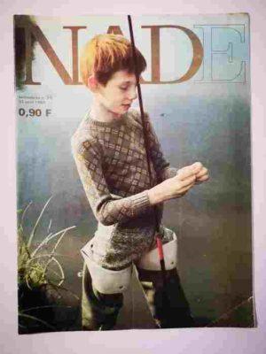 NADE N°35(1969) Les jumelles – Destination New-York (Janine Lay)