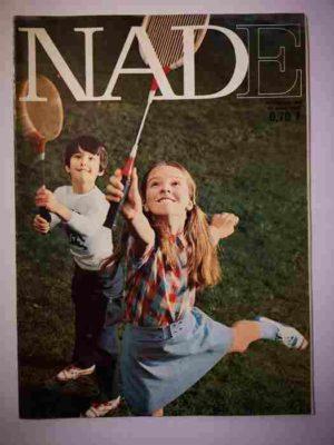 NADE N°363 (1968) Les jumelles (Un journal pas comme les autres)