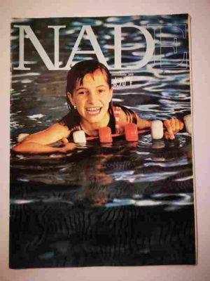 NADE N°369 (1968) Les jumelles (Un journal pas comme les autres)