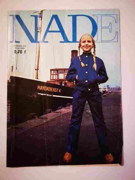 NADE N°374 (1968) Les jumelles (Un cheval de couleur verte)