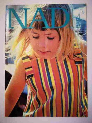 NADE N°376 (1968) Les jumelles (Un cheval de couleur verte)