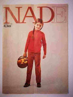 NADE N°384 (1968) Les jumelles contre Annibal – Marculeta