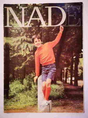 NADE N°389 (1968) Les jumelles (Le client a toujours raison)