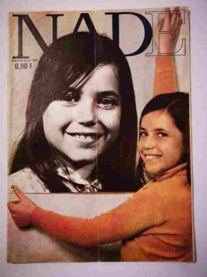 NADE N°390 (1968) Les jumelles (Le client a toujours raison)