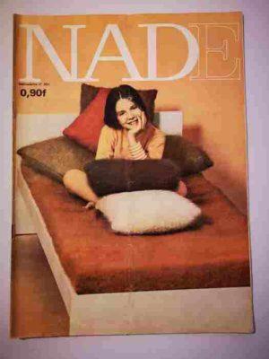 NADE N°391 (1968) Les jumelles (Le client a toujours raison)