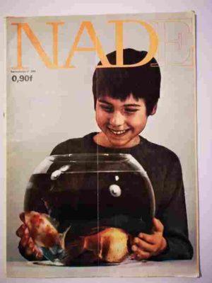 NADE N°394 (1968) Les jumelles (Le client a toujours raison)