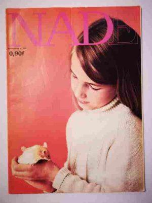 NADE N°395 (1968) Les jumelles (Le client a toujours raison)