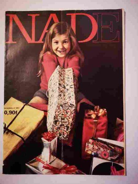 NADE N°397 (1968) Les jumelles (Le client a toujours raison)