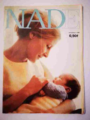 NADE N°399 (1968) Les jumelles (Le client a toujours raison)