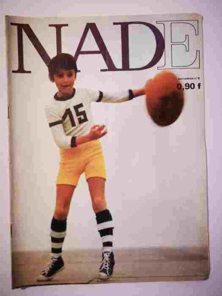 NADE N°8(1969) Les jumelles et le petit Navire (Janine Lay)