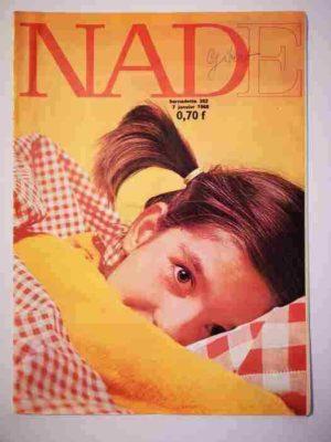 NADE N°352 (1968) Les jumelles – une étoile a brillé (Janine Lay)
