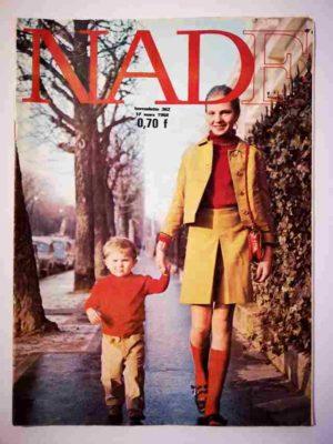 NADE N°362 (1968) Les jumelles (Un journal pas comme les autres)