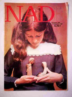 NADE N°350 (1967) Les jumelles (Une étoile a brillé) Yvan Marié