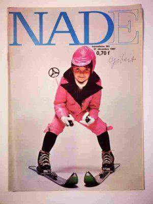 NADE N°351 (1967) Les jumelles (Une étoile a brillé) Claude Verrier