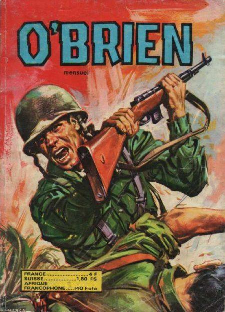 O BRIEN 53 bd de guerre - petit format