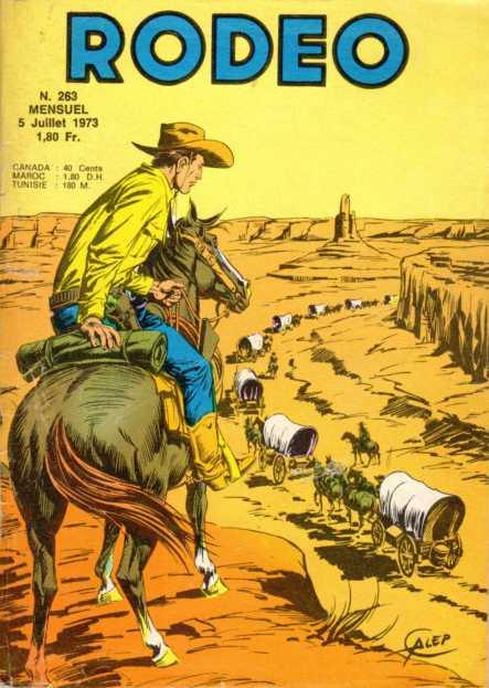 Rodeo 263 Tex Willer