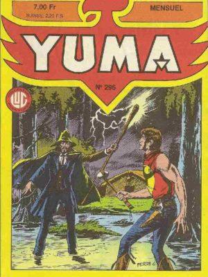 YUMA (1e Série) N°296 ZAGOR – Paranormus – LUG 1987