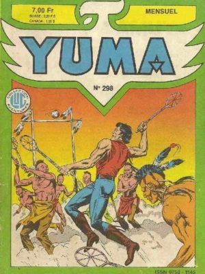 YUMA (1e Série) N°298 ZAGOR – La partie de Baggatiway – LUG 1987