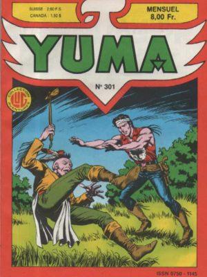 YUMA (1e Série) N°301 ZAGOR – Le secret d'Eskimo – LUG 1987