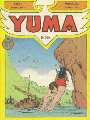 YUMA (1e Série) N°309 ZAGOR – Drame sur le Missouri – LUG 1988