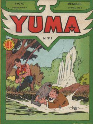 YUMA (1e Série) N°311 ZAGOR – Le mariage de Beau – LUG 1988