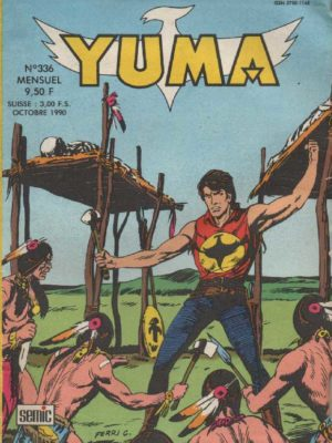 YUMA (1e Série) N°336 ZAGOR – Le faon disparu (1) LUG 1990