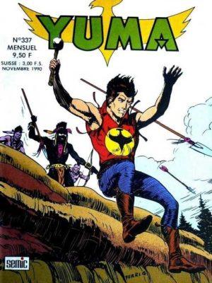 YUMA (1e Série) N°337 ZAGOR – Le faon disparu (2) LUG 1990