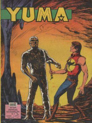 YUMA (1e Série) N°349 ZAGOR – Obscurs présages – LUG 1991