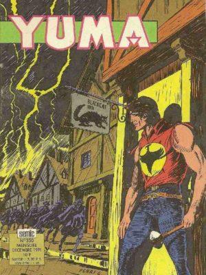 YUMA (1e Série) N°350 ZAGOR – Obscurs présages (2e partie) LUG 1991