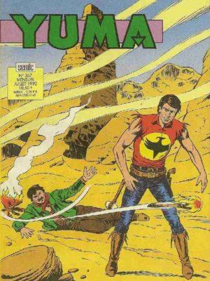 YUMA (1e Série) N°357 ZAGOR – La gueule du loup (1e partie) LUG 1992