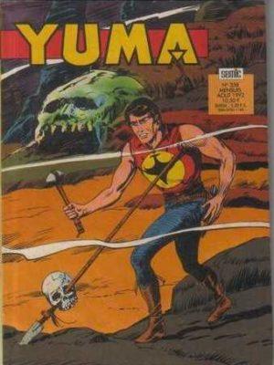 YUMA (1e Série) N°358 ZAGOR – La gueule du loup (2e partie) LUG 1992