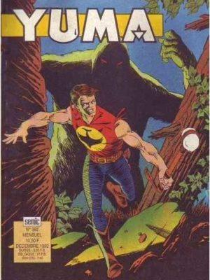 YUMA (1e Série) N°362 ZAGOR – Chasse à l'homme (1e partie) LUG 1992