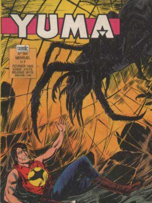 YUMA (1e Série) N°364 ZAGOR – Cauchemars (1e partie) LUG 1993