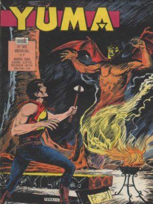 YUMA (1e Série) N°365 ZAGOR – Cauchemars (2e partie) LUG 1993