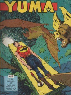 YUMA (1e Série) N°366 ZAGOR – Cauchemars (3e partie) LUG 1993