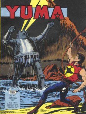 YUMA (1e Série) N°367 ZAGOR – Cauchemars (4e partie) LUG 1993
