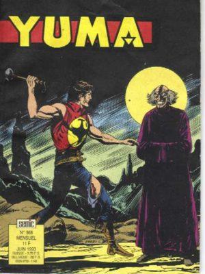 YUMA (1e Série) N°368 ZAGOR – Cauchemars (5e partie) LUG 1993