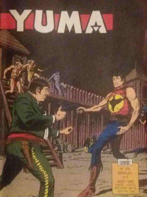 YUMA (1e Série) N°370 ZAGOR – Cauchemars (7e partie) LUG 1993
