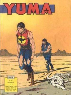 YUMA (1e Série) N°371 ZAGOR – Le trésor de la ville fantôme (1e partie) LUG 1993