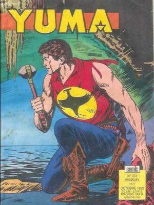 YUMA (1e Série) N°372 ZAGOR – Le trésor de la ville fantôme (2e partie) LUG 1993
