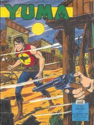 YUMA (1e Série) N°373 ZAGOR – Le fauve de Walloc (1e partie) LUG 1993