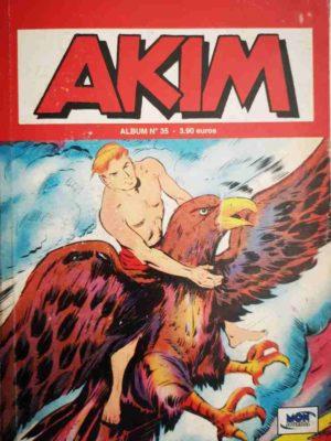AKIM (2e série) ALBUM 35 (N°103-104-105) MON JOURNAL 2002